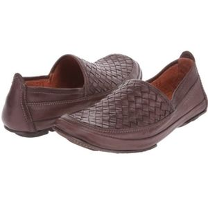 Donald J Pliner 'Conroy' Woven Leather Loafer